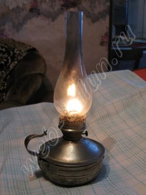Керосиновая лампа домашняя, альбом Вещи из СССР