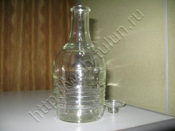 Графин для воды СССР 1.5 литра , альбом Вещи из СССР