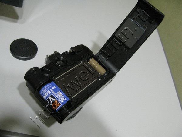 Фотоаппарат Зенит -TTL с олимпийской символикой. СССР 80-е годы., альбом Вещи из СССР