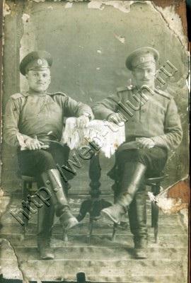Солдаты 1 и мировой войны, альбом Люди из нашего прошлого