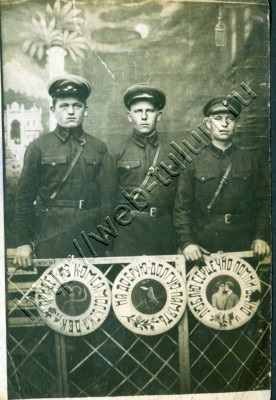 Солдаты 30х гг 20 века., альбом Люди из нашего прошлого