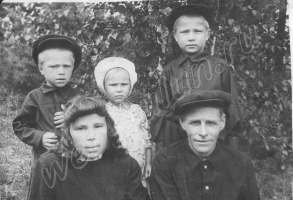 Семья Драгуновых., альбом Люди из нашего прошлого