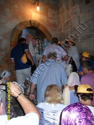 подъем на Голгофу, альбом Иерусалим