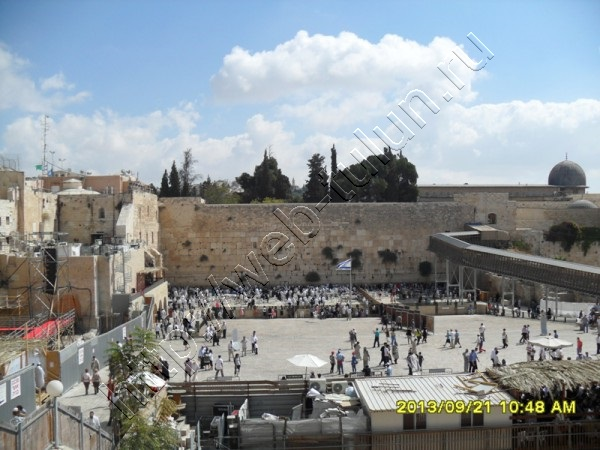 Стена Плача, альбом Иерусалим