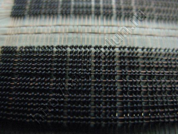 ОЗУ на ферритовых кольцах «ЭВМ серии ЕС-10ХХ» Увеличено, альбом Из истории компьютерной техники.