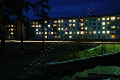 Ночная пятитажка, альбом Город Тулун