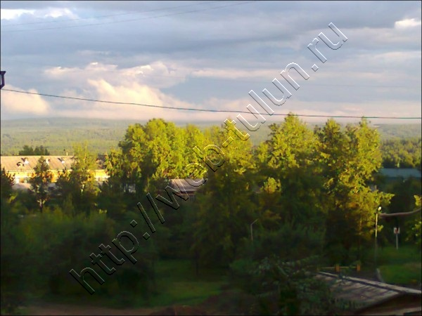 Вид из окна =), альбом Город Тулун