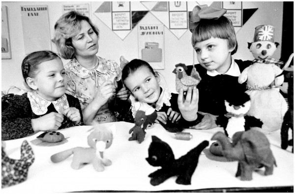 Дом пионеров 1970, альбом Школьники Тулунские !