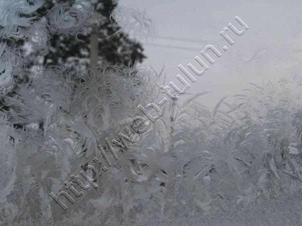 Работа Деда Мороза, альбом Природа Тулуна и нашего региона